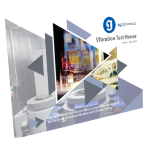 Vibration Test Facility Brochure