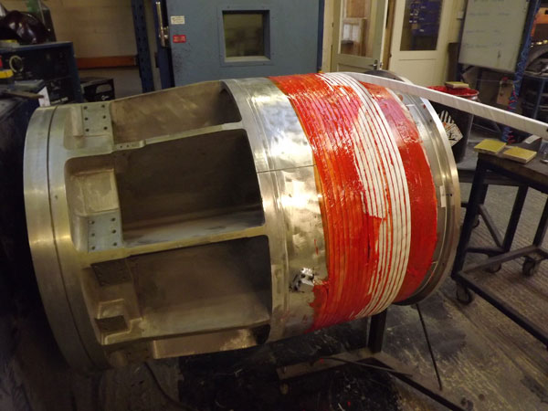 V994 Water-Cooled Field Coils